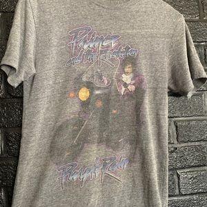 77b9e6f13c Urban Outfitters Shirts | Prince Purple Rain Graphic Tee | Poshmark